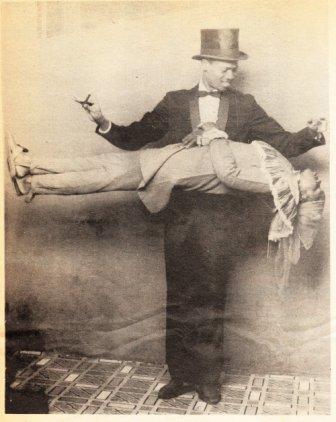nigeran magician